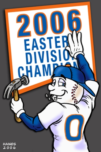 Mets Clinch 2006