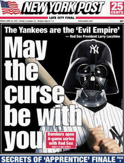 Yankees Evil Empire