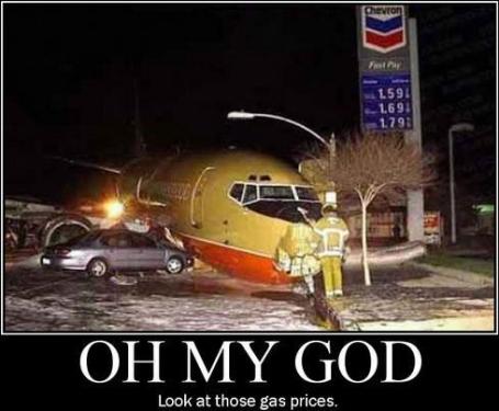 Plane Gas
